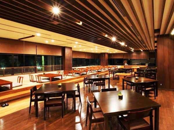 【日本料理レストラン土佐の國】お席はテーブルと座敷がございます。※写真はイメージです。