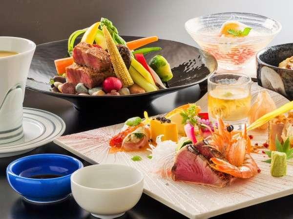 【創作日本料理~雅~】酒盗を使った土佐風バーニャカウダがお召し上がりいただける創作日本料理