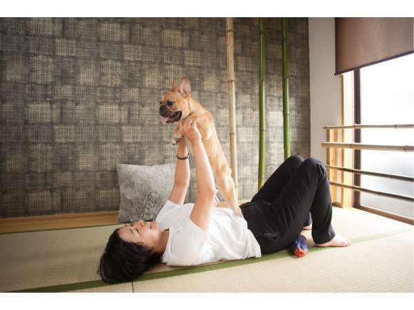 和室のお部屋【NISHICHAYA 旅音】