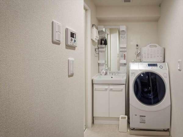 【プレミア館共通】全自動洗濯機完備