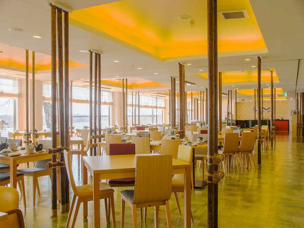 2014年4月に新しくなったレストラン楡の森