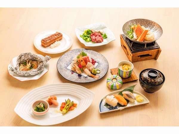 磯め・和食会席膳(イメージ)