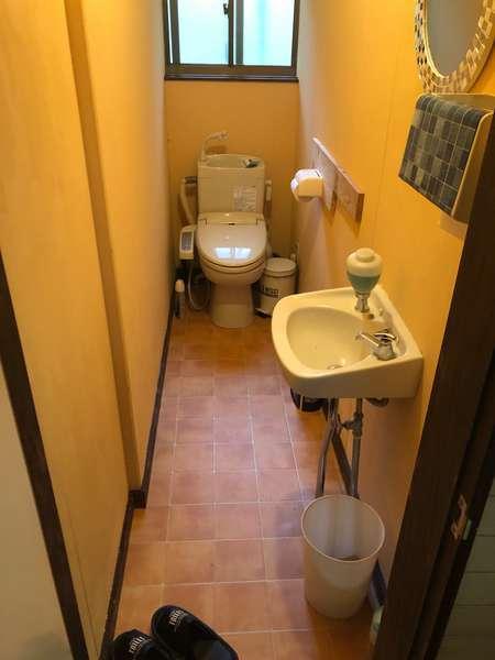 トイレ(女)