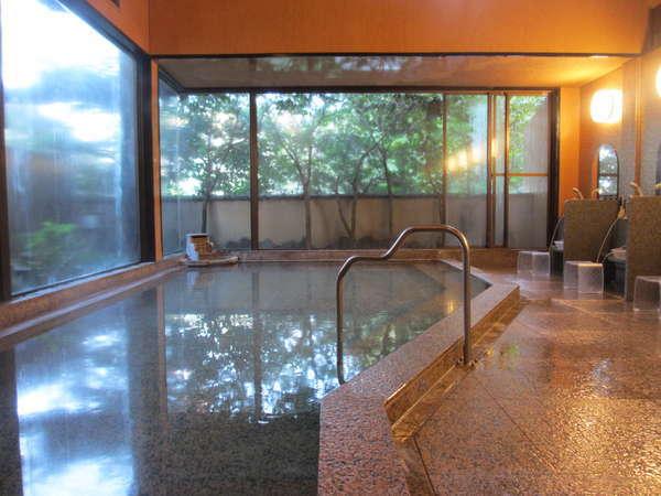 【大浴場】広々とした大浴場で湯ったり♪