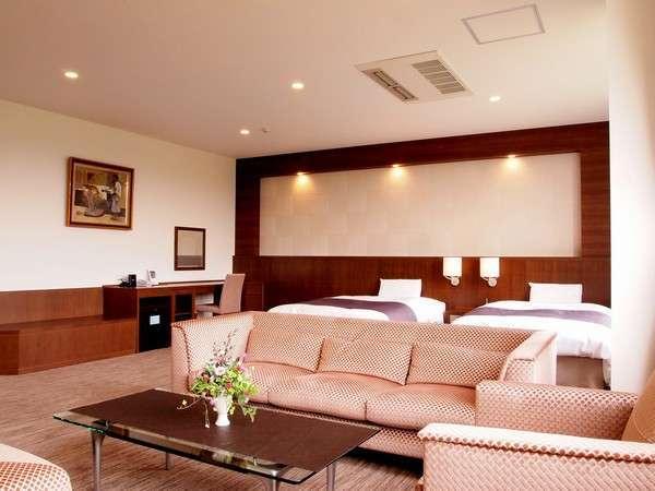 青山ホテル特別室(イメージ)