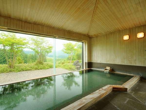 霧生温泉「雅の湯」大浴場