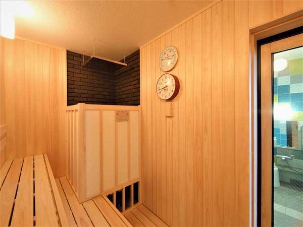 男性大浴場 サウナPM3:00~深夜1:00(男性のみ)