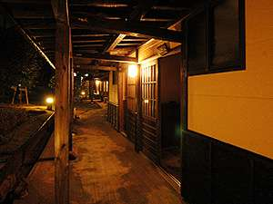 【施設】渡り廊下