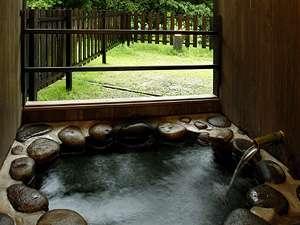 【いわかがみ】客室露天風呂