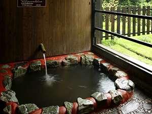 【まいづる草】客室露天風呂