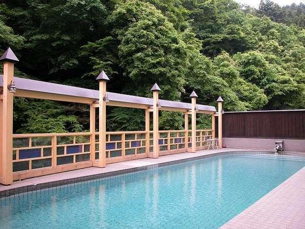 有料貸切温泉プール