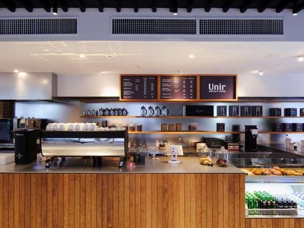 【カフェ】Unir(ウニール)
