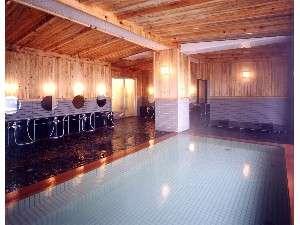 殿方大浴場【天慶の湯】檜風呂
