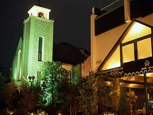 チャペル-セントラポール教会
