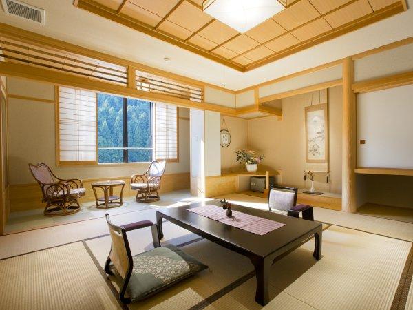 別館4階又は5階 和室12畳 広縁付き/一例 【禁煙室】