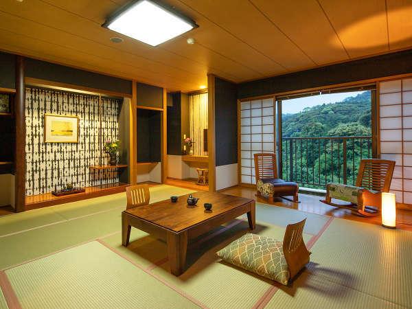 【新館和室】心なごむ和の空間で落ち着いたひと時をお過ごしください♪
