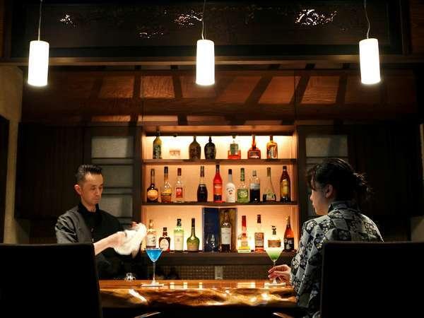 【館内】酒処「蔵」でオリジナルカクテルもご用意/Night Bar