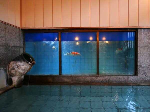 【鯉が見られる天然温泉 ぬくもりの宿 ゑびすや旅館】PayPay決済OK★天然温泉と手作りのあたたかい料理でおもてなし