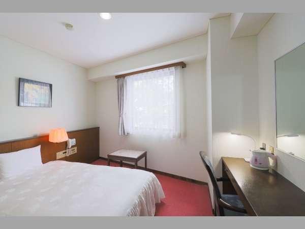 【富士山ビュー コンパクトルーム】当館イチ富士山の眺めが良いお部屋。ひとり旅からビジネスまで☆