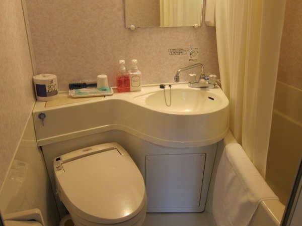 シングルルーム浴室 一例