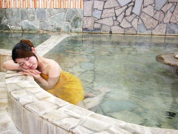 眠ってしまうほど気持ちの良い温泉です♪