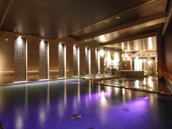 2020年7月大浴場リニューアル大浴場・露天風呂や貸切露天風呂、足湯など22趣の湯めぐりができる宿!