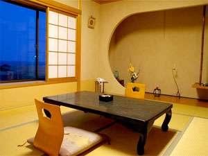特別室からは日本海が一望できます。