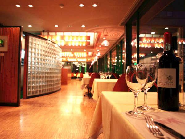 【レストラン楓】ワインの種類も豊富!ご一緒にいかがですか♪