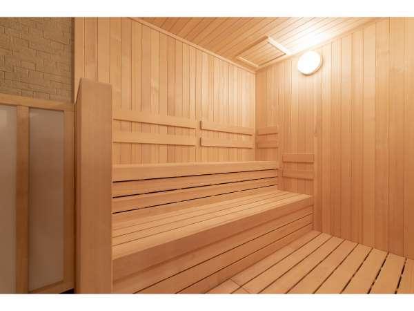 【大浴場】サウナ♪金沢百万石通には、サウナもございます♪(※ご利用時間:15:00~24:00)