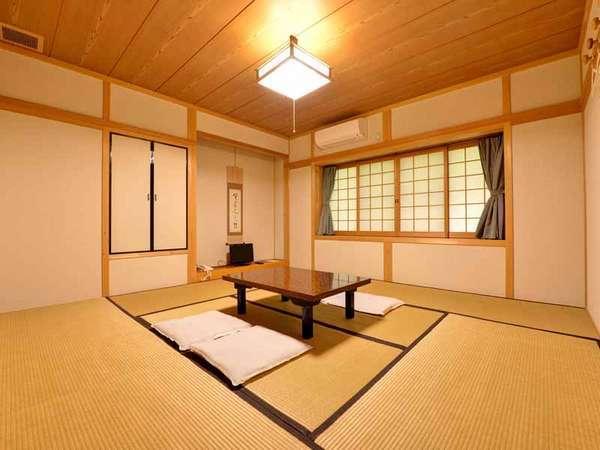 *和室8畳(客室一例)/心安まるひと時をお過ごし下さい。