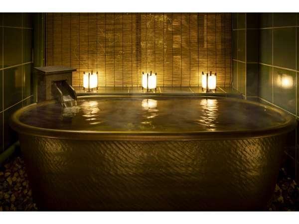 旅の疲れを癒す信楽浴槽水素風呂☆彡ヒーリングミュージックを聞きながらゆっくりお寛ぎください。