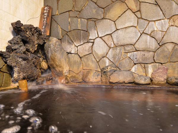 【養老温泉 黒湯の宿 嵯峨和】美肌効果に優れた黒湯&手作り料理を楽しめる養老渓谷の温泉宿