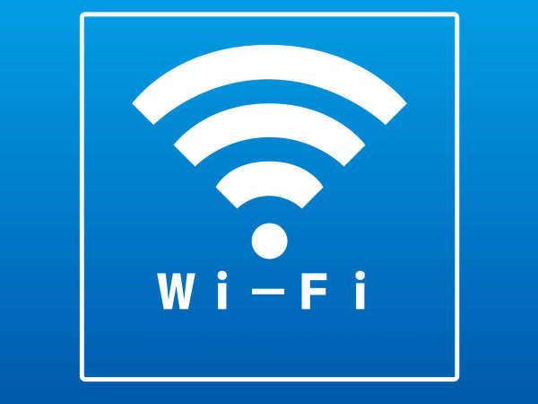 ■Wi-Fi無料接続(全客室、ロビー、レストラン)