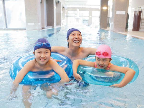 <アクアパレス>一年中泳げる温浴施設