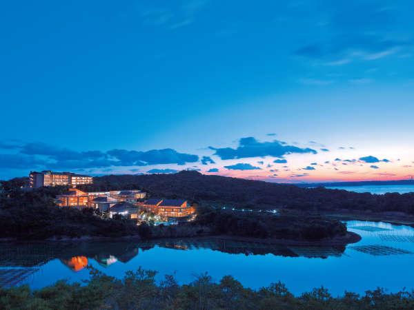 【都リゾート 奥志摩 アクアフォレスト】豊かな自然に多彩な施設シーサイドリゾート