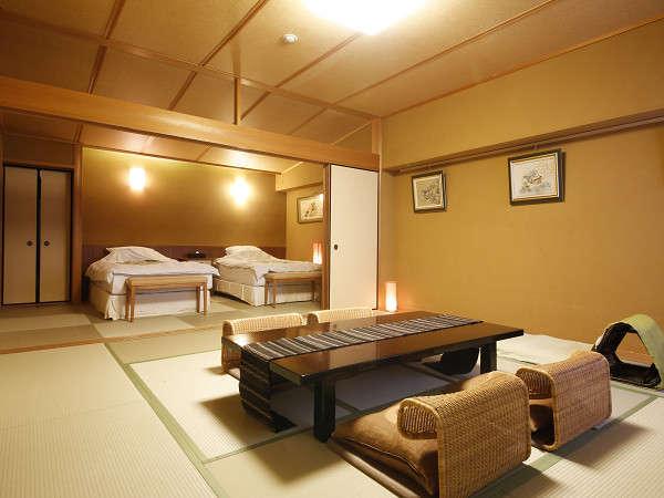 露天風呂付き客室「枳殻の間」