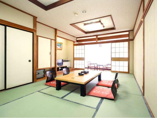 和室12畳のお部屋(バス・トイレ付)
