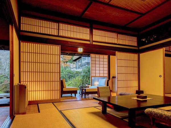 【箱根の名湯 松坂屋本店】今日も『三大美肌泉質』すべてを含む温泉が溢れる 箱根の温泉 宿