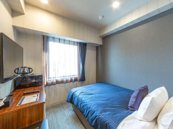 ◆シングルAルーム◆ベッドサイズ:122×195cm 全室スランバーランドベッドを完備しております。