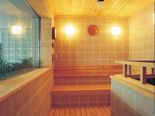 サウナ 大浴場に併設しております。