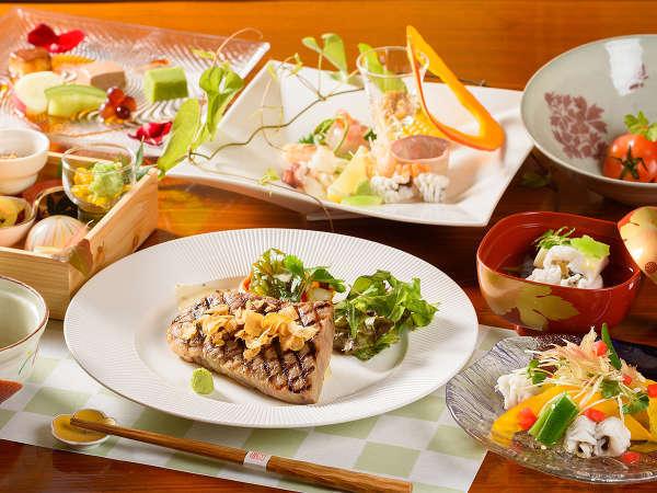 ・夕食/一例