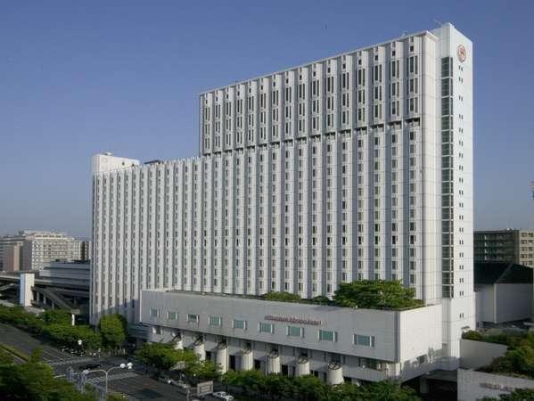 シェラトン都ホテル大阪 外観