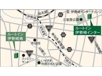 伊勢崎市には当グループホテルが2店舗ございます。お車でお越しの際はお気をつけてお越しくださいませ。