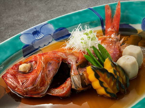 煮物 『金目鯛の姿煮』