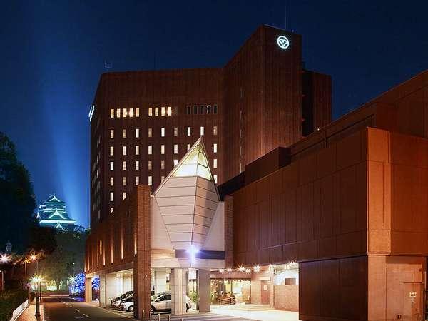 """名城熊本城とならぶ、熊本を代表する""""顔"""" 熊本ホテルキャッスル"""
