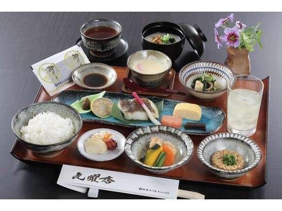 【朝食】和定食 1日の活力は朝食から!ホテル自慢の和定食です