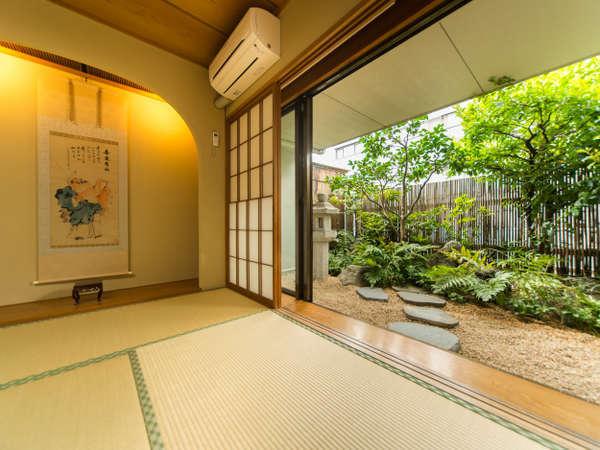 和室☆広島のど真ん中で贅沢旅館気分♪