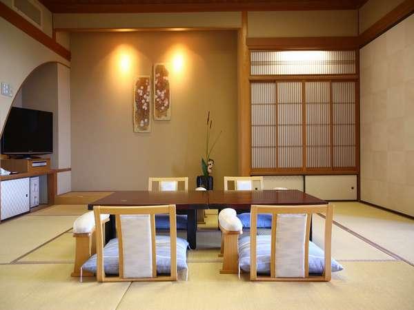 【離宮・和洋室】12.5畳の和室スペース