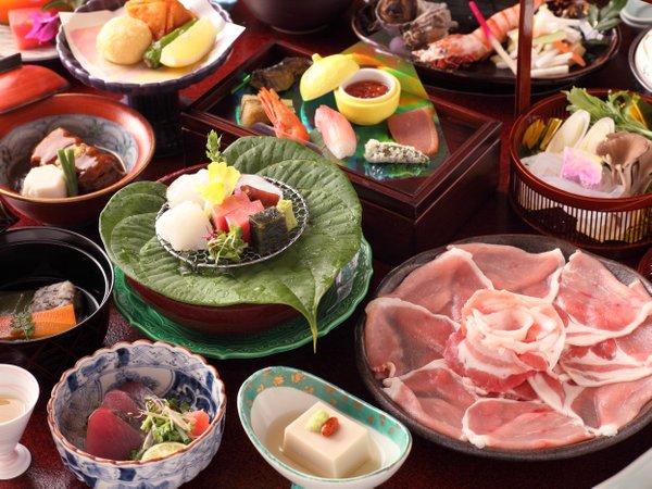 旬の味覚に舌鼓♪和食の会席料理をお楽しみ下さい(和食会席一例)