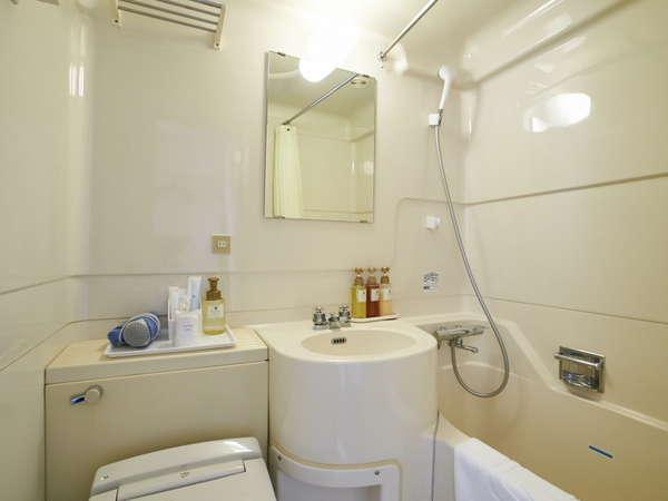 バスルーム(ユニットバスの為、正直狭いです^^;)